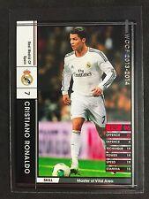 2013-14 Panini WCCF Cristiano Ronaldo card # 255 Real Madrid