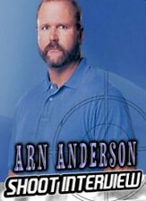 Arn Anderson Shoot Interview Wrestling DVD,  WWE WCW The Four Horsemen NWA
