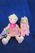 Zapf Maggie Raggies Princess Dolls