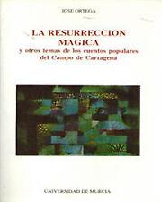 RESURRECCION MAGICA Y OTROS TEMAS. NUEVO. Envío URGENTE (IMOSVER)