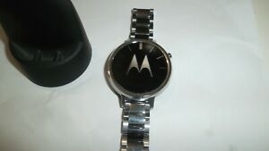 Moto 316L Smart watch New Ex Display with Charger Unlocked