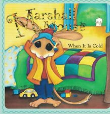 YOUNG CHILDREN'S MARSHALL MOUSE FIRST EXPERIENCES PICTURE BOOK - WHEN IT IS COLD