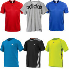 Vêtements de fitness bleus adidas pour homme