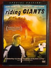 Riding Giants (DVD, 2004, Special Edition) - F0901