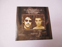 Shane MacGowan and Sinead O'Connor - haunted - cd single 2 titres 1995