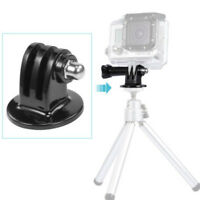 Universal Neewer Black Tripod Mount Adapter For GoPro Hero 4 3+ 3 2 1 Camera
