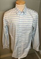 Brooks Brothers Plaid Est 1818 Regent Long Sleeve Button Down Shirt M Medium