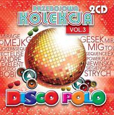 Przebojowa Kolekcja Disco Polo 3 (CD 2 disc) NEW