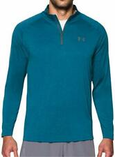 *New* Under Armour Men's Tech ¼ Zip Pullover (Blue 953, L)