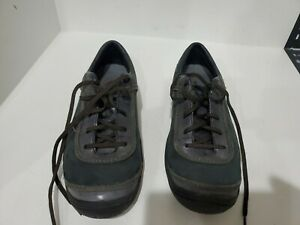 Merrell womens multi color lace up shoes size 7.5 M