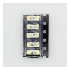 F4A 5x Fusibles verre 5x20mm Rapide 4A 250v 97fus173