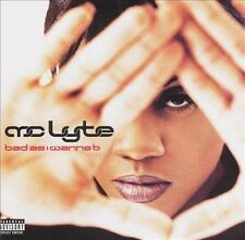 Bad as I Wanna B [PA] by MC Lyte (CD, Aug-1996, EastWest