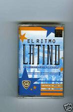 CASSETTE TAPE NEW EL RITMO LATINO 18 CLASSIC LATIN GROOVES