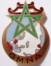 insigne GMNA Indochine GROUPE MOBILE NORD AFRICAIN Original Arthus Bertrand