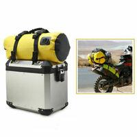 Waterproof 30L Motorcycle Bike Rear Trunk Back Seat Luggage Bag Saddlebag Pouch