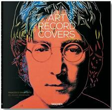 ART RECORD COVERS ~ SPAMPINATO & WEIDMANN ~ HUGE PROFUSELY ILLUSTRATED HC ~ NEW