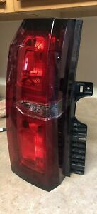 2015-2019 Chevrolet Suburban Tahoe Driver Side Oem Taillight Tail Light Left