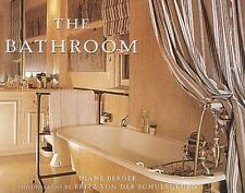 1996 Diane Berger THE BATHROOM interior design RENOVATION style & finishes HC/DJ