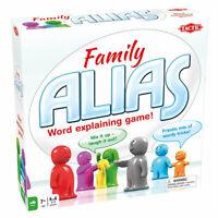 Family Alias - Tongue-Twisting family fun Word explanation game