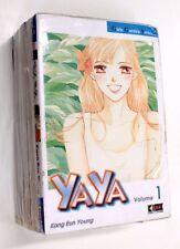 YAYA n.1-6 SERIE COMPLETA Flashbook Manhwa 2007 Kang Eun Young Manga