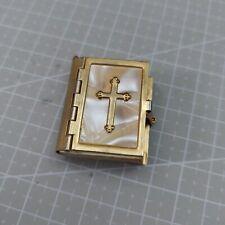 More details for vintage miniature new testament bourne of harlesden ltd london bible