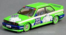 1988 BMW M3 E30 Christian Danner Double Winner Hockenheim DTM 1:43 Diecast