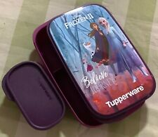 Tupperware My Lunch - Printed Divided lunch box with Container - kids / Adults