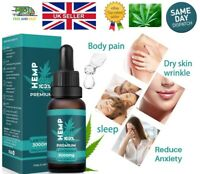 HEMP OIL PREMIUM QUALITY PRODUCT 3000mg for Pain Anxiety Heart Insomnia Stress
