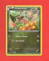 Pokémon n° 108/162 - COUPENOTTE - PV60  (A6237)