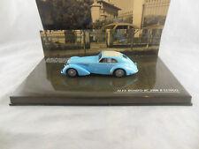 Minichamps 436 120420 1938 Alfa Romeo 8 C 2900 B Lungo en azul claro escala 1:43