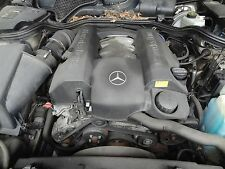 ENGINE 2000 MERCEDES BENZ E320 3.2L MOTOR RWD WITH 69,774 MILES