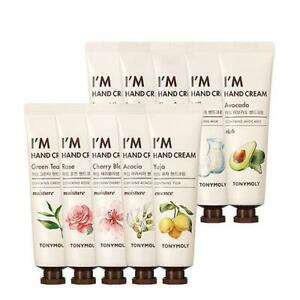 [TONYMOLY] I'm Hand Cream 30ml 10 Types / K-Cosmetic