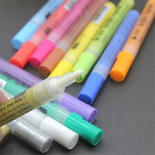 8 Colors STA Bright & Colorful Acrylic Painter Marker Pen For Craft Scrapbook