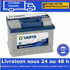 Batterie de Voiture Blue Dynamic Varta D59 12V 60AH 540A 560409054 242X175X175mm