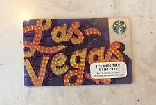 2017 Starbucks Las Vegas Card - In Hand!