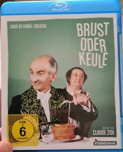 Blu-ray - Brust oder Keule - Louis de Funes - Coluche - Komödie