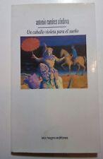 Un Caballo violeta para el sueno de Antonio Ramirez Cordova Bayamon Puerto Rico