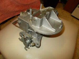 Ford 2100 Autolite, 2v carby, original carburetor.