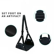 Portable Comfy Hanger Travel Airplane Footrest Made Travel Airplane Feet Rest