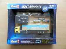 MAN TRUCK WITH TRAILER REVELL RC-MODELS RARE 1:87 SCALE 24156 MODEL STILL BOXED