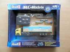 Hombre camión con remolque REVELL RC-Modelos Raro 1:87 Escala Modelo 24156 todavía en Caja