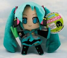 "New Hatsune Miku 10"" Vocaloid Cute Soft Plush Doll Toy"