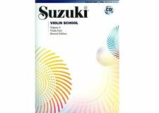 Suzuki Violin School - Volume 3 Violin Part (Book & CD)