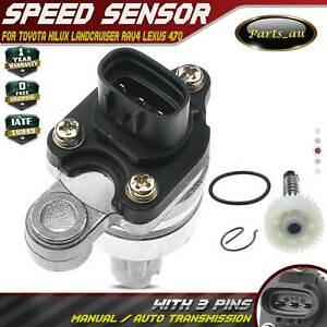 Speedometer Transducer Sensor for Toyota Hilux Landcruiser Prado RAV4 Lexus 470