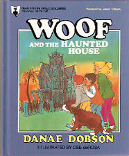 Bearded Collie Kid's book: Woof and the Haunted House By Danae Dobson James