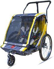 New Allen Sports Two Child Trailer Stroller ModelS2