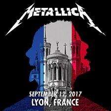 METALLICA / World Wired Tour / LIVE / Halle Tony Garnier, Lyon - Sep 12, 2017