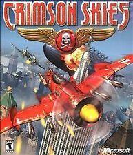 Rare - Crimson Skies (PC - 2000 ) Complete Big Box Windows Game SEALED fr/shpg