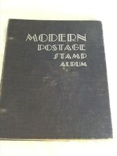Modern Postage Stamp Album, 1944 (with 65 stamps)