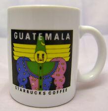 1990's Guatemala Starbucks Coffee Collector Mug Coffee Tea 12 oz Tea Mime Clown
